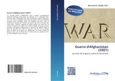 Couverture de Guerre d'Afghanistan (2001)
