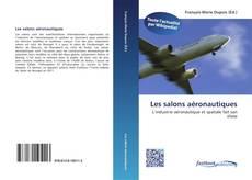 Capa do livro de Les salons aéronautiques