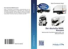 Bookcover of Der deutsche MAN-Konzern