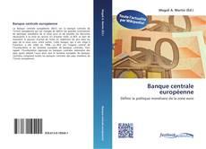 Banque centrale européenne kitap kapağı