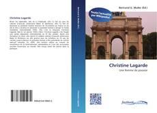 Copertina di Christine Lagarde