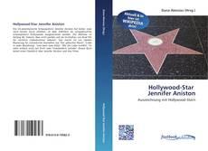 Hollywood-Star Jennifer Aniston kitap kapağı