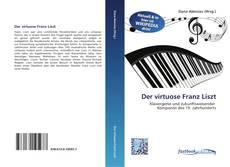 Обложка Der virtuose Franz Liszt