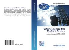 Portada del libro de Unternehmensporträt Deutsche Telekom
