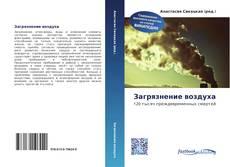 Bookcover of Загрязнение воздуха