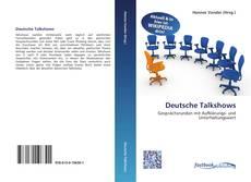Bookcover of Deutsche Talkshows