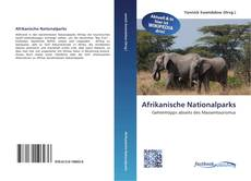 Bookcover of Afrikanische Nationalparks