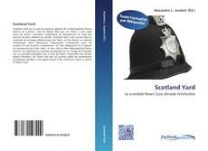 Bookcover of Scotland Yard