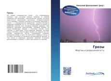 Bookcover of Грозы