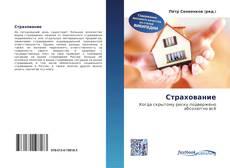 Bookcover of Страхование