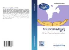 Copertina di Reformationsjubiläum 2017
