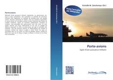 Bookcover of Porte-avions