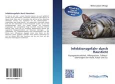 Buchcover von Infektionsgefahr durch Haustiere
