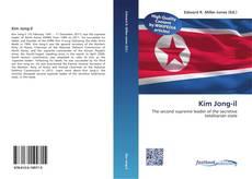 Portada del libro de Kim Jong-il