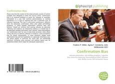 Bookcover of Confirmation Bias