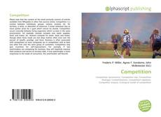 Bookcover of Competition