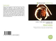 Borítókép a  Devil sticks - hoz