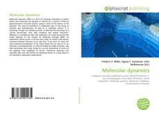 Buchcover von Molecular dynamics