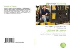 Borítókép a  Division of Labour - hoz