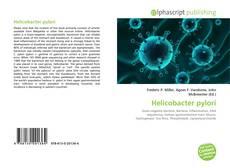 Buchcover von Helicobacter pylori
