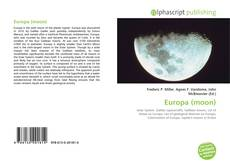 Bookcover of Europa (moon)