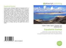 Bookcover of Equatorial Guinea