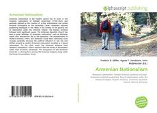 Capa do livro de Armenian Nationalism