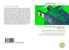 Couverture de Gas metal arc welding