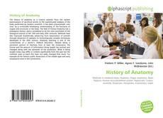 Buchcover von History of Anatomy