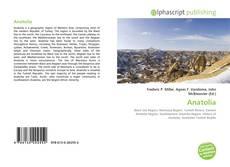 Bookcover of Anatolia