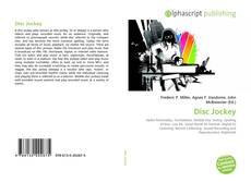 Обложка Disc Jockey