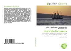 Bookcover of Hayreddin Barbarossa