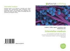 Buchcover von Interstellar medium