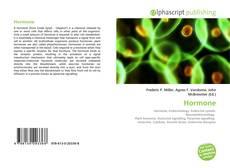 Copertina di Hormone
