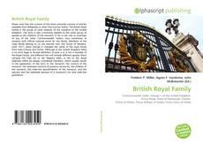 Copertina di British Royal Family