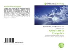 Couverture de Approaches to Evangelism