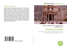 History of Jordan的封面