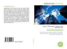 Couverture de Industrialisation