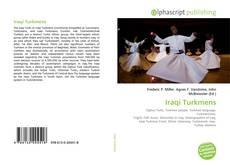 Bookcover of Iraqi Turkmens