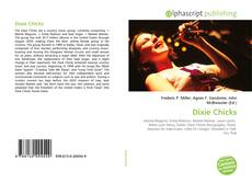 Bookcover of Dixie Chicks