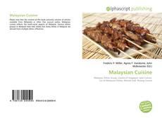 Copertina di Malaysian Cuisine