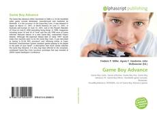 Bookcover of Game Boy Advance