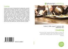 Capa do livro de Cooking