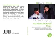Bookcover of International Relations Theory