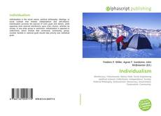 Bookcover of Individualism