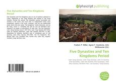 Bookcover of Five Dynasties and Ten Kingdoms Period