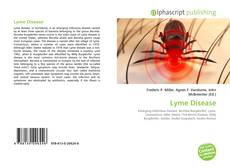 Bookcover of Lyme Disease