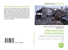 Bookcover of 1998 United States Embassy Bombings