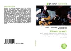 Couverture de Alternative rock