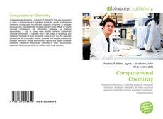 Computational Chemistry kitap kapağı